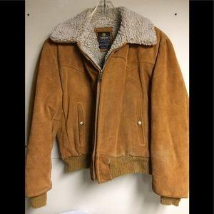 Cooper Men's suede jacket Size 40